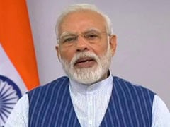 "PM To Share Video Message For The Nation At 9 am, Says ""Do Watch"""