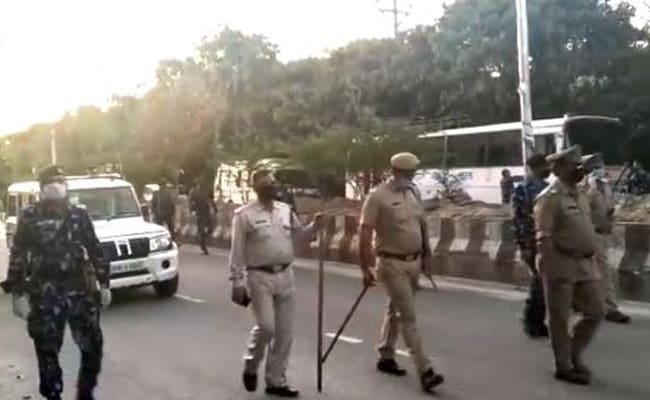 Stay Home, Paramilitary Tells Locals In UP Town Near Delhi, Now Sealed