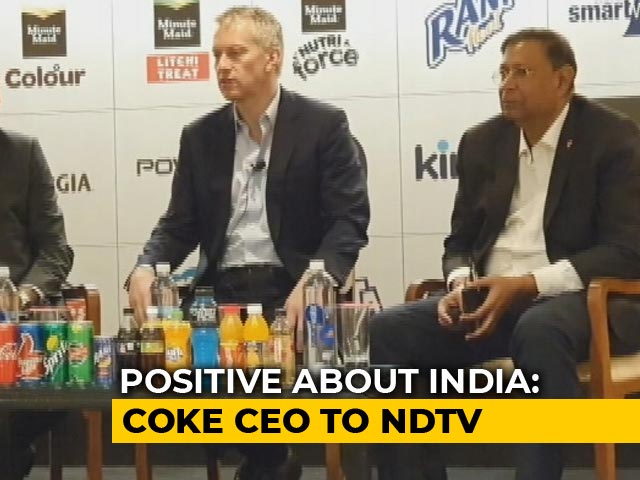 Video : Disruptions Cause Some Degree Of Problems For Businesses: Coca-Cola CEO On Delhi Violence