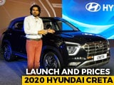 Video : 2020 Hyundai Creta: Launch And Prices
