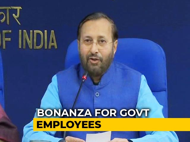 Video: 4% Hike In Dearness Allowance For 48 Lakh Central Government Employees