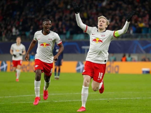 Champions League: Weak Tottenham Exposed As RB Leipzig Cruise Into Quarters