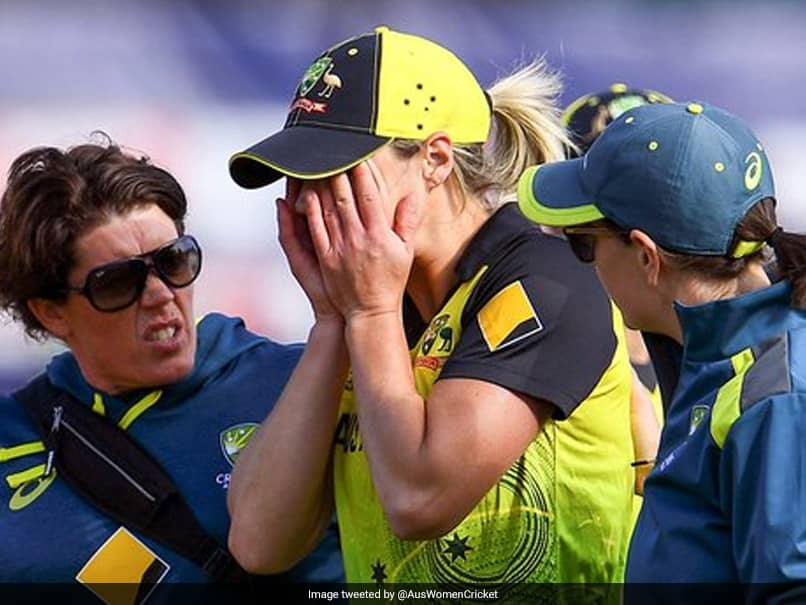 Australias Ellyse Perry Ruled Out Of Womens T20 World Cup