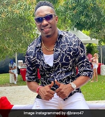 'We Not Giving Up': DJ Bravo Releases New Song On COVID-19. Watch Video
