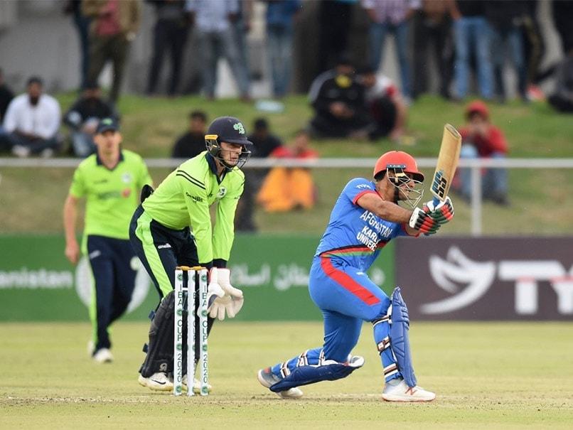Afghanistan vs Ireland: Najibullah Zadran Helps Afghanistan Beat Ireland In First T20I