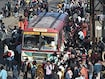 UP Government Arranges 1,000 Buses For Stranded Migrant Workers
