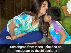 Shilpa Shetty Sets Mom Goals To Keep Kids Occupied At Home During The Quarantine
