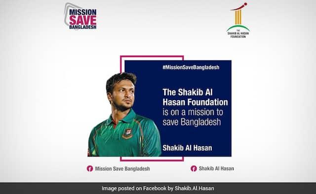 Shakib Al Hasan Foundation helping 2000 Poor Families in Bangladesh Amid Coronavirus Pandemic