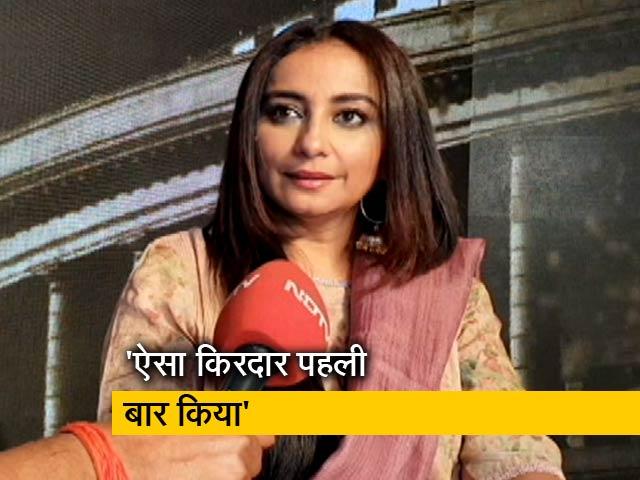 Videos : 'स्पेशल ओपीएस' का किरदार मेरे लिए बहुत खास है: अभिनेत्री दिव्या दत्ता