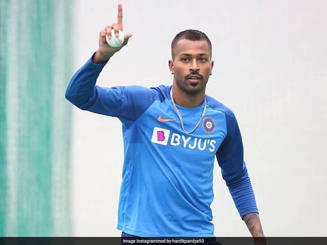 "Hardik Pandya Admits Playing Test Cricket ""Will Be A Challenge"" For Him, Says ""See Myself As Back-Up Seamer"""