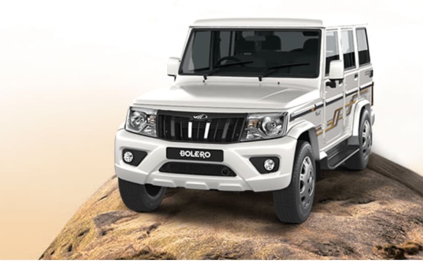 The Bolero has been a best-seller for Mahindra ever since it was launched