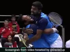 Davis Cup: Leander Paes, Rohan Bopanna Win Doubles But Croatia Seal 3-1 Win Over India