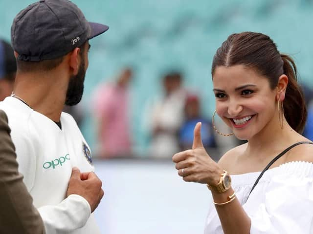 """""""Wanted To Witness A Great Match"""": Anushka Sharmas Tweet For Indian Womens Cricket Team Wins Hearts"""