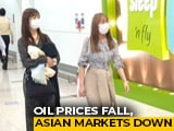 Video : Asian Stocks Plunge On Coronavirus Fears; Free-Fall In Oil Prices