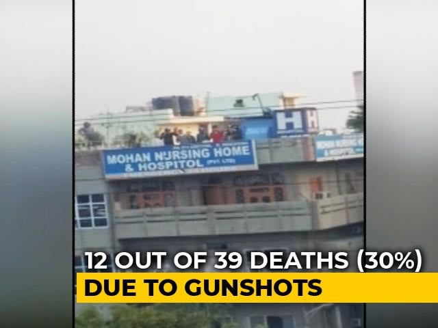 Video : New Videos Surface Of Shooters In Delhi Violence, But Cops Say Yet To Probe