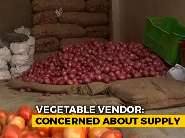 Video : Border Controls, Lockdown Affect Supply Chain Of Essential Commodities