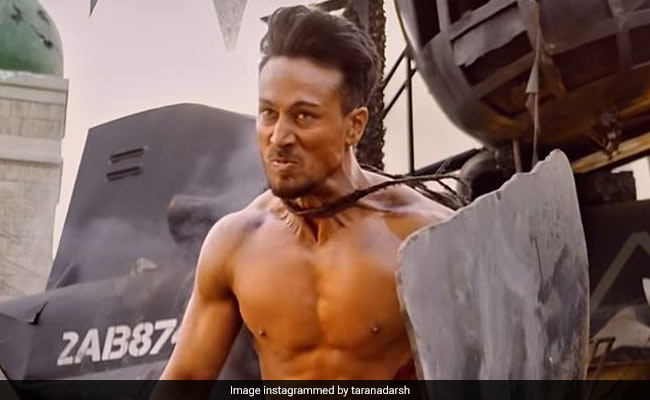 Baaghi 3 Box Office Collection Day 5: Holi Cheer Takes Tiger Shroff's Film To Rs 76 Crore