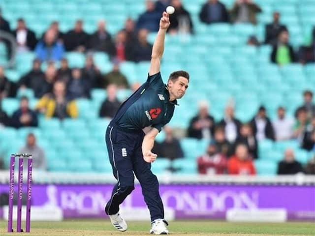 Delhi Capitals pacer Chris Woakes Out Of IPL 2020