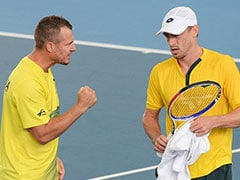 Coronavirus: Fist Bumps Replace Handshakes, Sweaty Towels Off Limits In Davis Cup