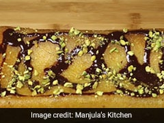 Fusion Dessert: Turn Gulab Jamun Into A Delightful No-Fry Cake With This Recipe Video