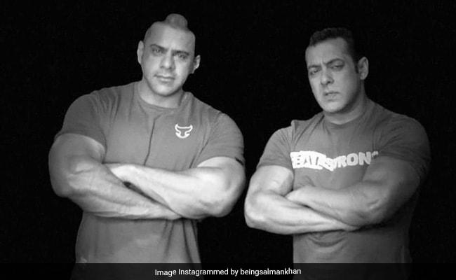 "Salman Khan's Heartbreaking Post On Death Of Nephew Abdullah: ""Will Always Love You"""