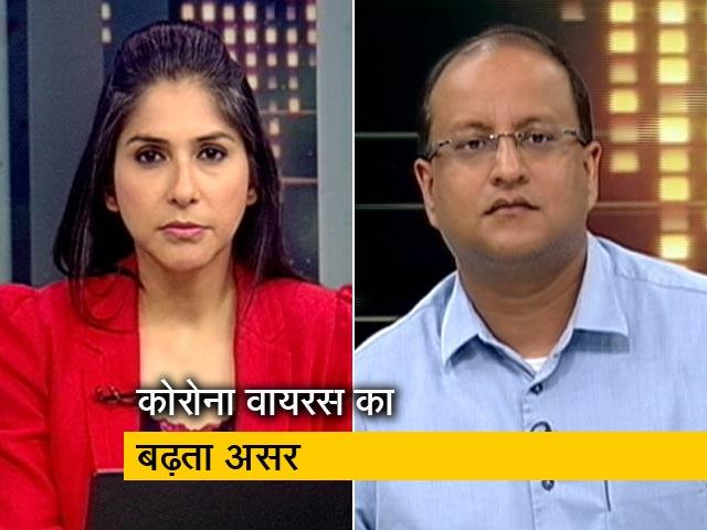 Videos : खबरों की खबर: भारत में कोरोना का असर, दो दिनों में आए तीन नए मामले