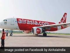AirAsia Flight Aborts Take Off At Ranchi Airport After Bird-Hit