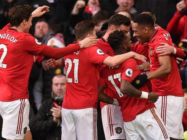 Premier League: Manchester United Complete Derby Double Over Manchester City