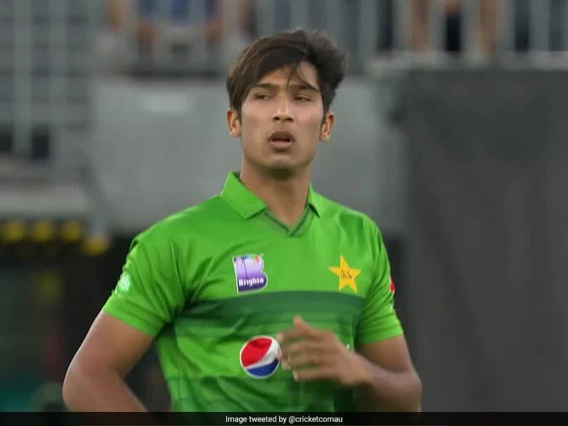 Pakistan fast bowler Mohammad Hasnain reveals his big dream for the future