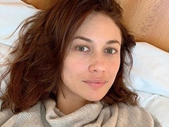 Olga Kurylenko On Why She Isn't Hospitalised After Testing Coronavirus-Positive