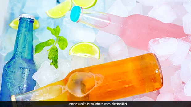 Replace Regular Sodas And Sugary Drinks With This Home-Made Cooler