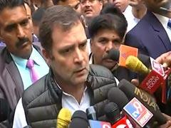 MP में चल रहे सियासी घमासान के बीच राहुल गांधी ने PM मोदी से कहा- आप कांग्रेस की सरकार गिराने में बिजी हैं, उधर...