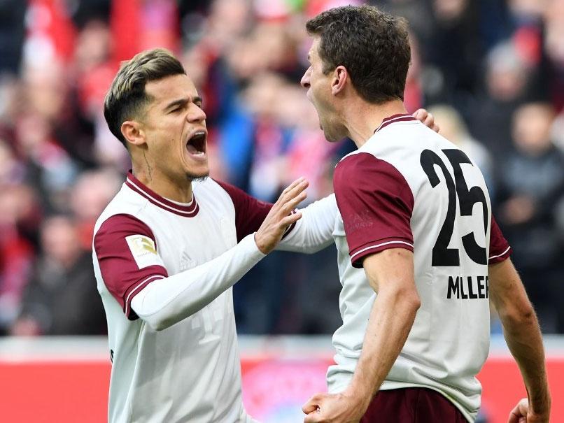 Bayern Munich vs Augsburg: Bayern Munich Go Clear At Top As Bundesliga Faces Coronavirus Threat