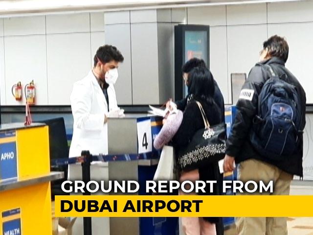 Video : Corona Outbreak: NDTV Reports From Dubai Airport