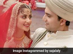 श्रीदेवी के साथ फिल्म 'मॉम' में नजर आई इस एक्ट्रेस ने अबू धाबी में की शादी, देखें Photos