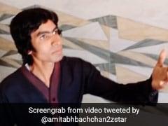 अमिताभ बच्चन के हमशक्ल ने TikTok पर बटोरी सुर्खियां, बिग बी के इस गाने पर यूं की एक्टिंग- देखें Video