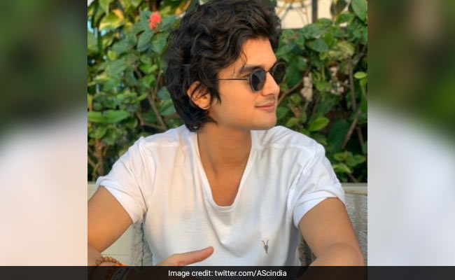 'Proud Of Father For Taking A Stand': Jyotiraditya Scindia's Son