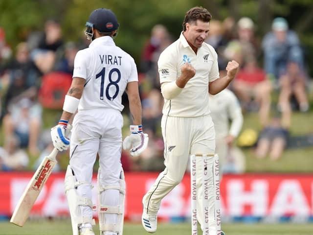 NZ vs IND: New Zealand Forced Virat Kohli To Make Errors Under Pressure, Says Trent Boult