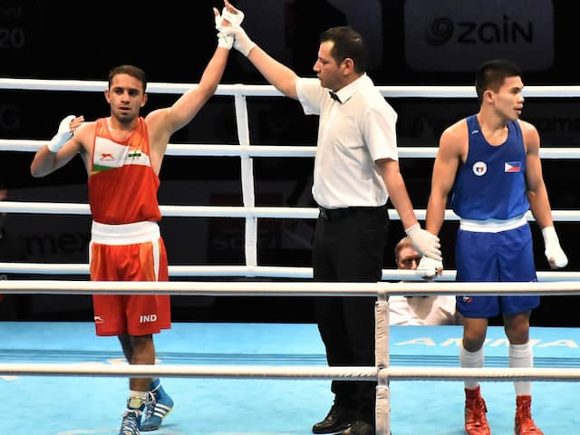 Asian Olympic Qualifiers: Amit Panghal Books Tokyo 2020 Spot, Manish Kaushik In Contention Despite Loss
