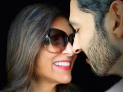 "Rohman Shawl Has His Eyes On Girlfriend Sushmita Sen. ""Khadoos,"" She Says"