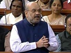 अमित शाह ने कहा, 'दिल्ली हिंसा को राजनीतिक रंग देने की कोशिश की गई', कांग्रेस ने लोकसभा से किया वॉकआउट