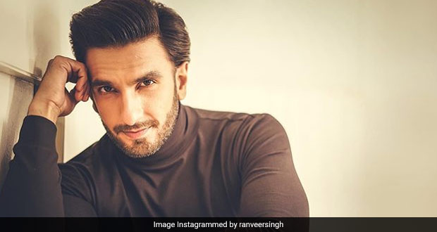 Ranveer Singhs Openly Declares His Love For Biryani And Wife Deepika Padukones Cooking