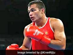 Olympic-Bound Boxer Vikas Krishan Gets SAI Nod To Train In US