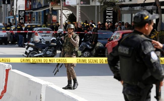 Blast Targets US Embassy In Tunisia, Attacker Dead: Police