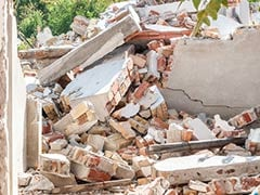 4 Children Among 5 Dead In Jammu And Kashmir House Collapse
