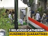 Video : 6 Who Attended Delhi Mosque Congregation Die Of COVID-19 In Telangana