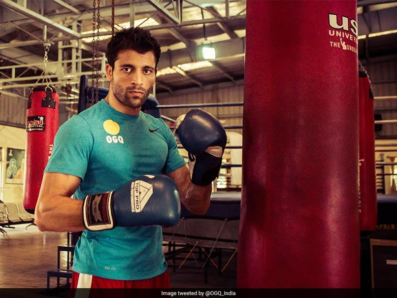 """Doping Ban On Boxer Sumit Sangwan Lifted As Case Of """"Unintentional Intake"""""""