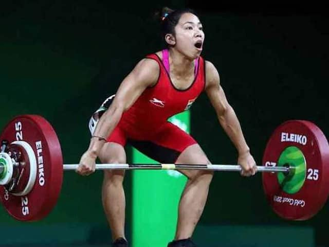 Weightlifters Requested Kiren Rijiju For Resumption Of Training: Mirabai Chanu