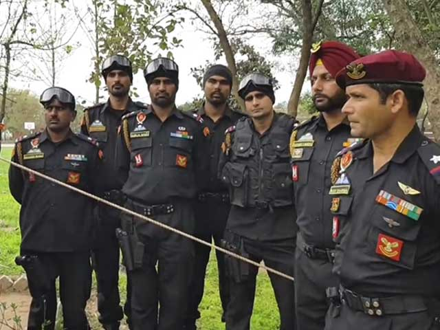Video : Sponsored | Special Operation Group: Punjab's Counterpart Of National Security Guards