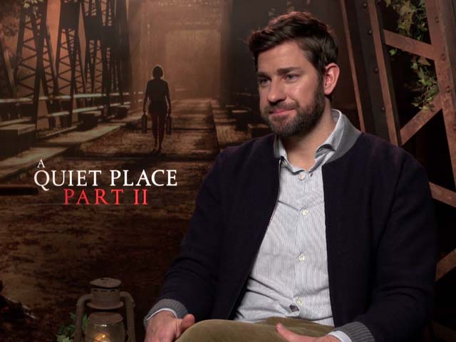 Video : When John Krasinski Put His Marriage With Emily Blunt On The Line
